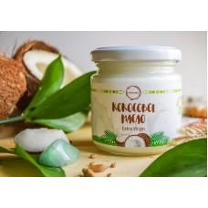 Масло кокосовое первого холодного отжима 200 мл COCO DAY
