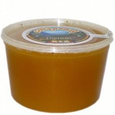 Мёд ГОРНЫЙ в пластиковой банке 900 г