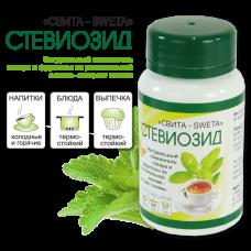 Стевиозид натуральный заменитель сахара и фруктозы