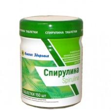 Спирулина (150 таб) 75 г (Компас Здоровья)